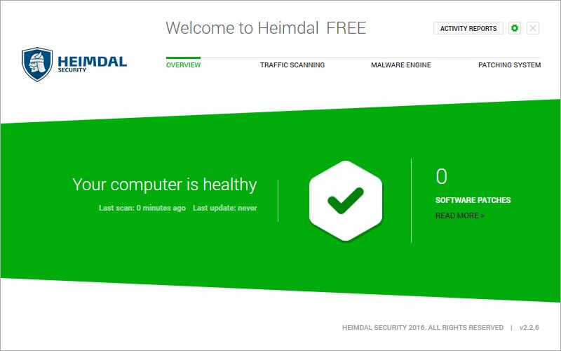 best antivirus heimdal security installed 220616