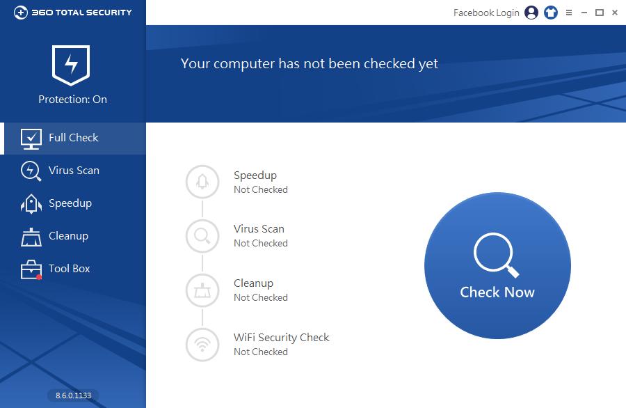 best antivirus qihoo total security installed 220616