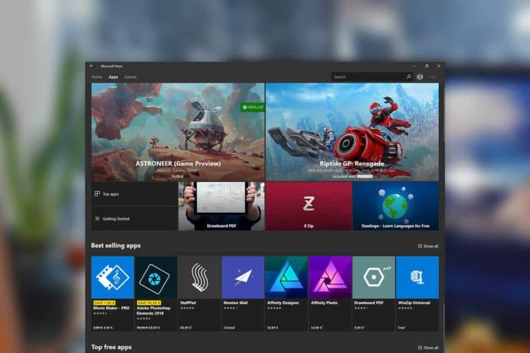Windows 10 Store Games