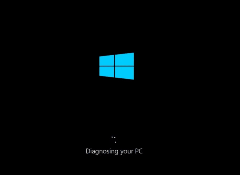 Windows 10 Safe Mode - Diagnosis